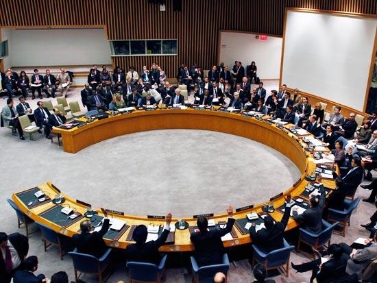 מועצת הביטחון   האומות המאוחדות אום / צלם: רויטרס